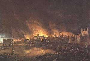 Incêndio de Londres em 1666