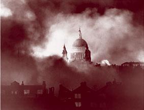 Londres 1940 - Bombardeio