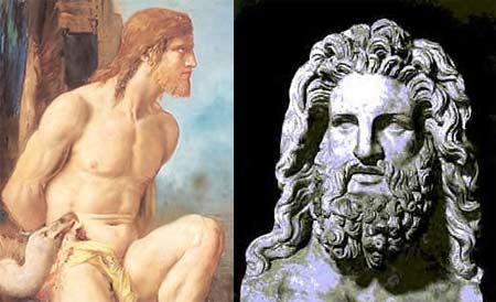 Zeus e Prometeu