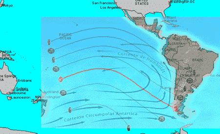 Eclipse sobre corrente de Humboldt
