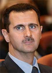Bashar al-Assad - bashar-ditador