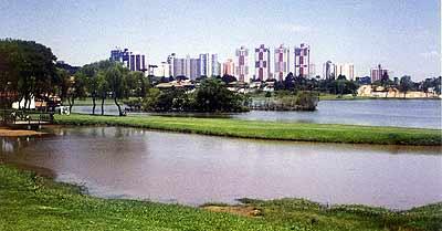 Parque Barigui, Curitiba