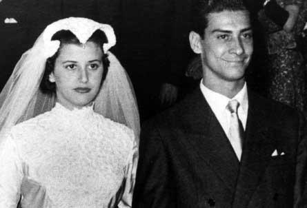 Casamento de Mário e Lila Covas