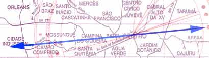Local Space Curitiba - Linha da Lua