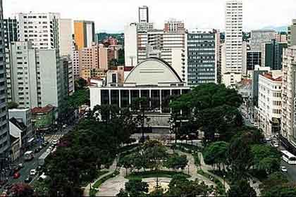 Teatro Guaíra, Curitiba