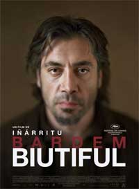 Biutiful, cartaz do filme