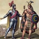 Vênus sobre o Sol e  o Fim da Civilização Asteca
