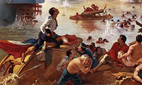 Batalha naval do Riachuelo