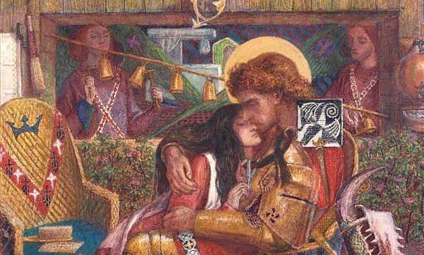 São Jorge e Princesa Sabra