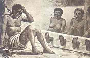 Escravos - castigos físicos