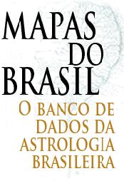 Mapas do Brasil, o banco de dados da Astrologia Brasileira