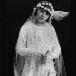 Primeira comunhão de Evita Perón