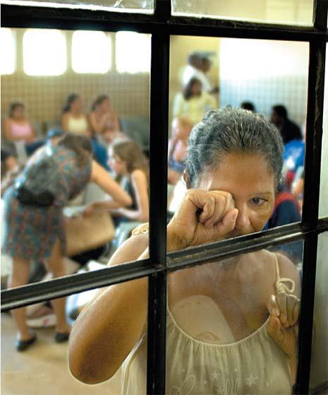 Caos nos hospitais do Rio