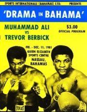 Drama in Bahamas