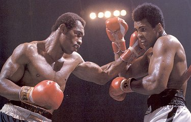 Muhammad Ali x Ken Norton