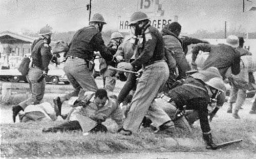 Confrontos raciais nos EUA, anos 1960