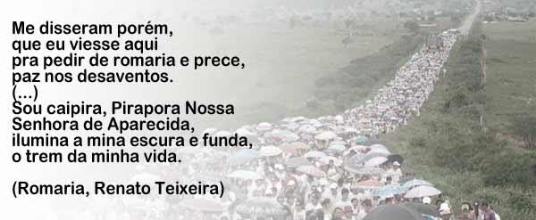 Romaria, de Renato Teixeira