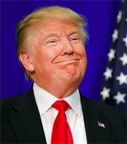 Trump, um candidato arrogante