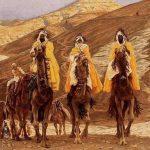 Os Reis Magos e o Ascendente de Jesus Cristo