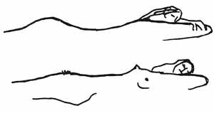 Curvas femininas - Oscar Niemeyer