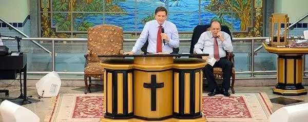 Marcelo Crivella, pastor
