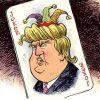 Trump, o sombrio presidente de Gotham City