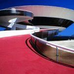 O Museu de Arte Contemporânea, em Niterói