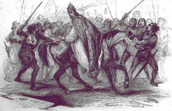 Papa Bonifácio VIII, 1303.
