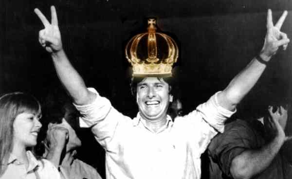 Collor, imperador do Brasil?