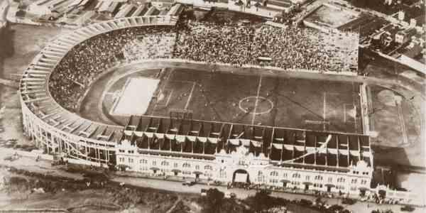 Estádio de São Januário, 1927