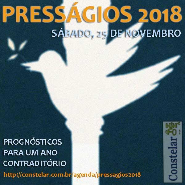 Presságios 2018