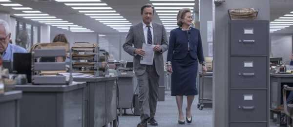 The Post - Tom Hanks e Meryl Streep