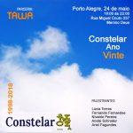 Constelar comemora 20 anos em Porto Alegre