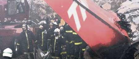 Acidente com avião da TAM em Congonhas