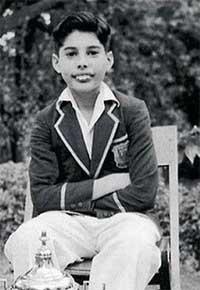 Freddie Mercury criança