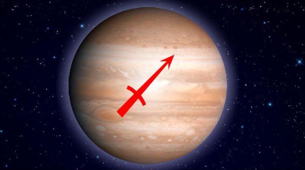 Júpiter ingressa em Sagitário