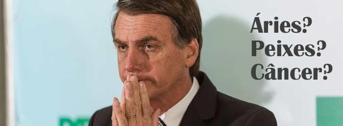 Bolsonaro e seus três Ascendentes possíveis