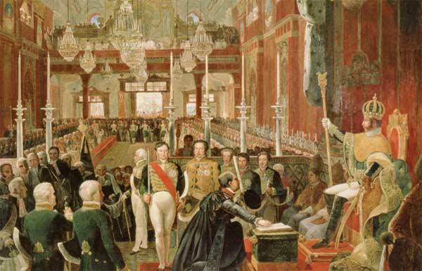 Coroação de Pedro I (Debret)