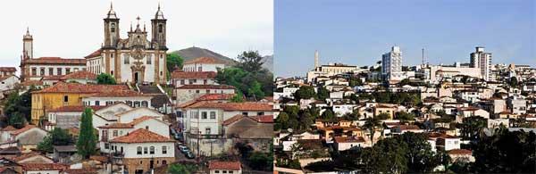 Ouro Preto e Machado