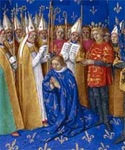 Coroação de Filipe Augusto
