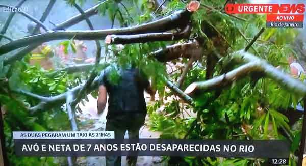 Morte de Lucia Xavier - Globo News