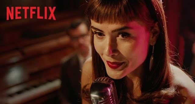 Maria Luiza, Coisa Mais Linda, Netflix.