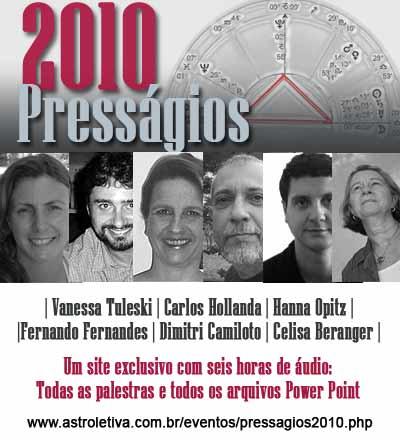 Presságios 2010